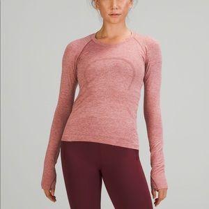 Lululemon Swiftly Tech Long Sleeve Shirt 2.0 * Race Length
